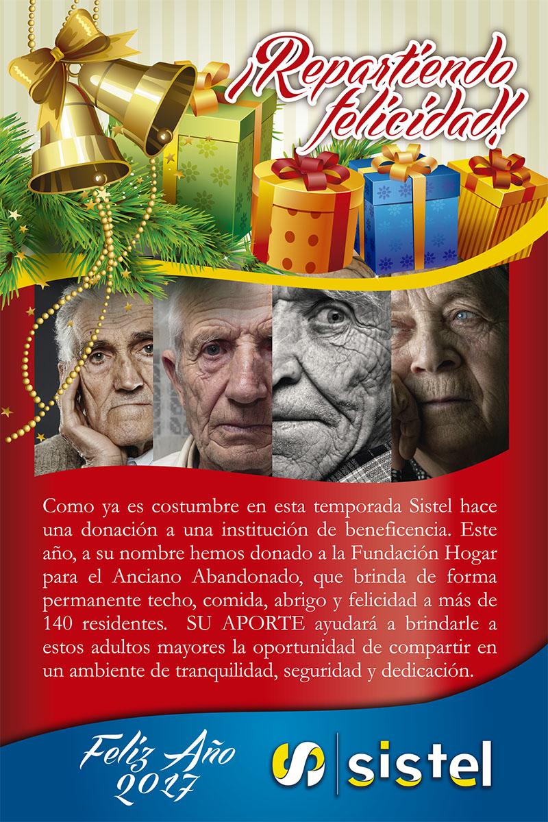 Donación navidad 2016