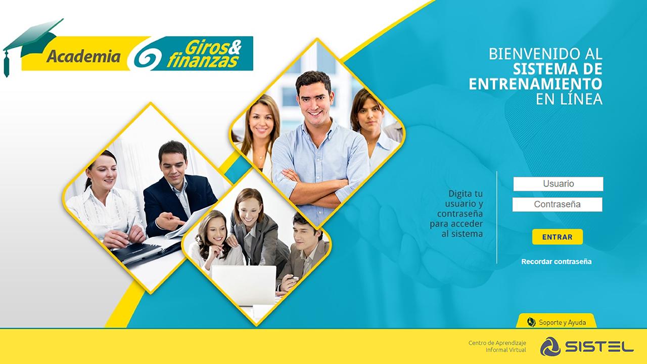 Aula Virtual Giros y Finanzas Sistel