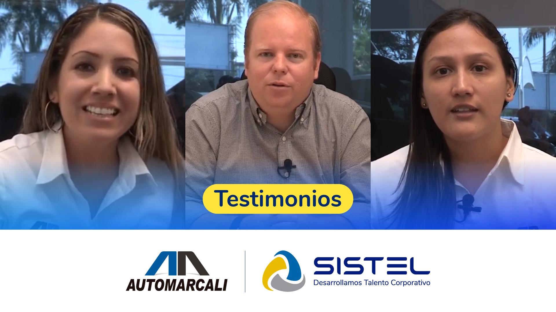 Testimonio Automarcali Sistel