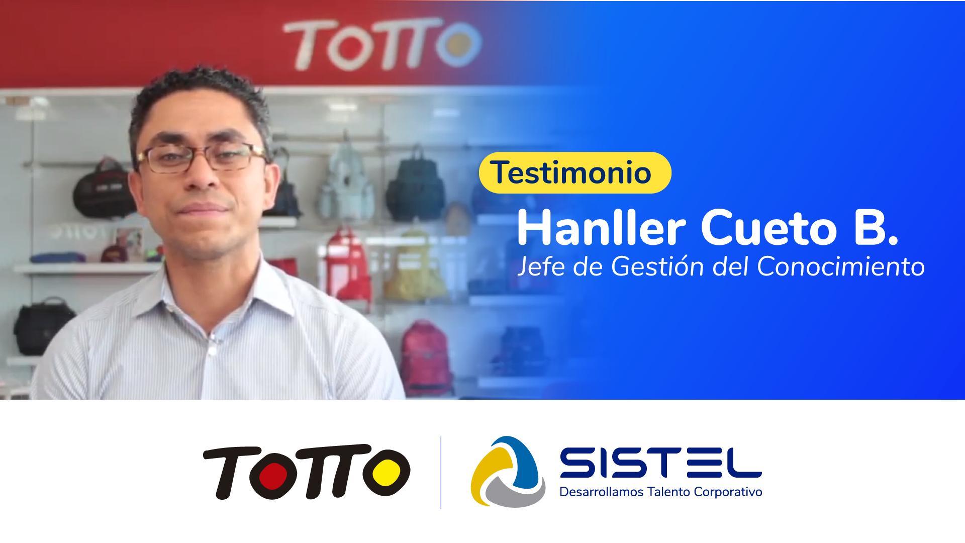 Testimonio Totto Sistel